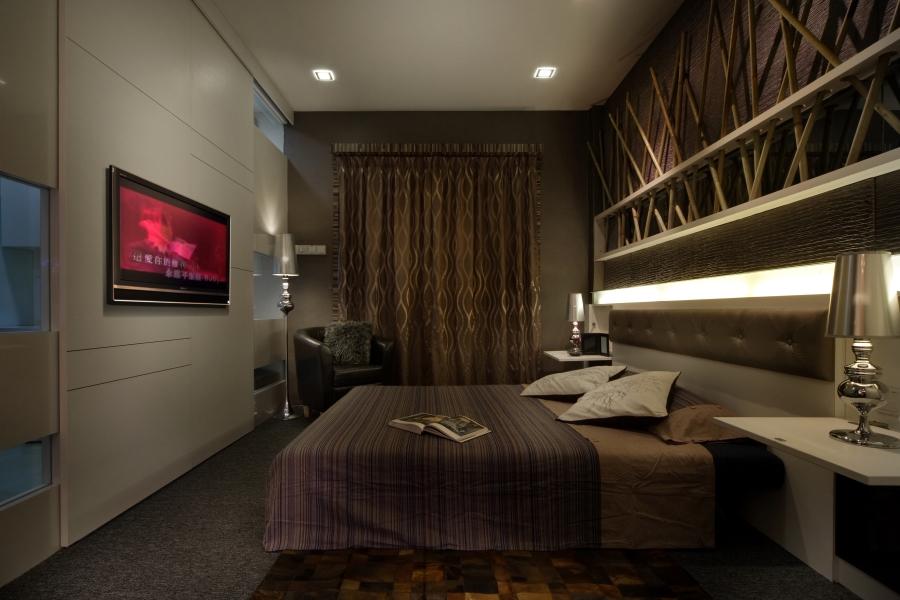 Best house interior designers in singapore condo for Condo bedroom design