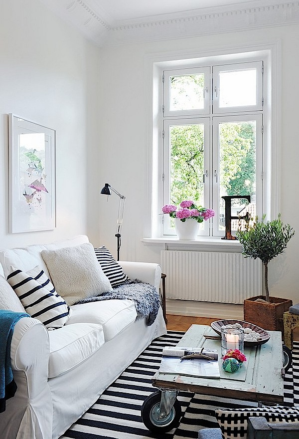 Cute Home Design in Scandinavia